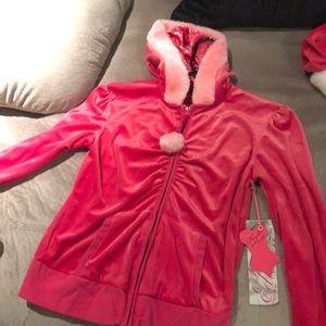 Santa Baby hoodie
